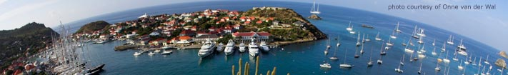 St Barth Port Gustavia