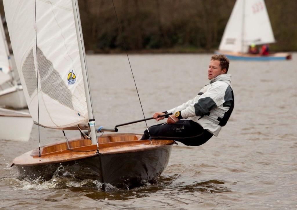 Olympiajol optimalisatie mast romp Stefan de Vries (Foto: Karin de Fraiture)